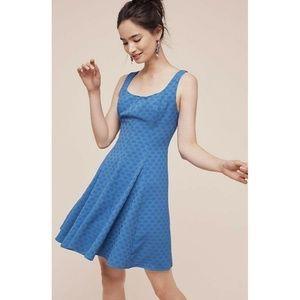 New Anthropologie Bleu de Jour Dress Size 2